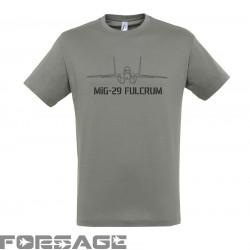 Tričko MiG-29 Fulcrum obojstranné