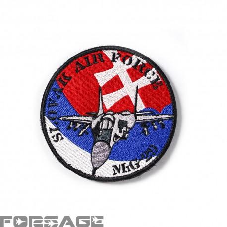Nášivka MiG-29 Trikolóra