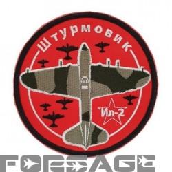 nášivka IL-52 Šturmovik