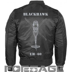 Flight jacket BLACK HAWK UH-60