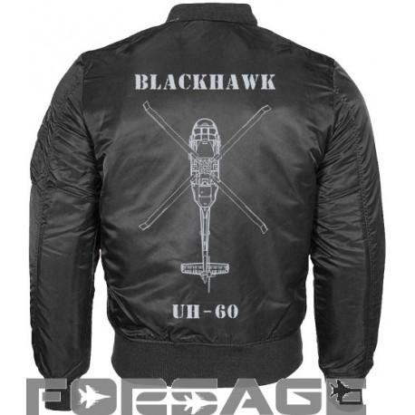 Flight jacket BLACK HAWK UH-60