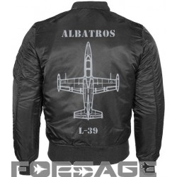 Flight jacket L-39 ALBATROS
