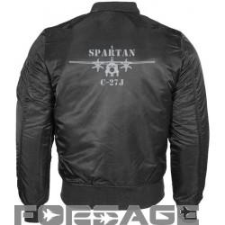 Flight jacket SPARTAN C-27J