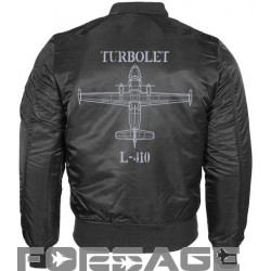 Flight jacket L-410
