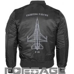 Flight jacket F-16