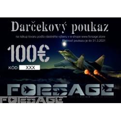 Darčekový poukaz 100€