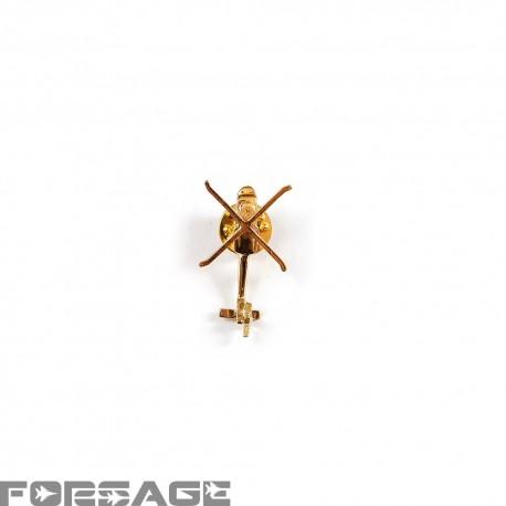 Odznak Pin UH-60 Black Hawk