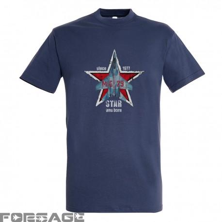 Tričko MiG-29 Hviezda