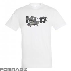 Tričko Mi-17 digit