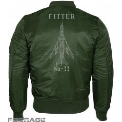 flight jacket su-22