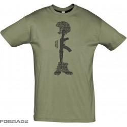 T-shirt Kalashnikov