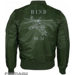 Flight jacket Mi-24
